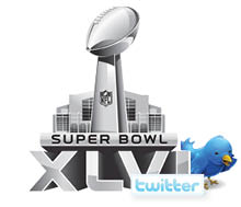 Will you be tweeting during the Superbowl?